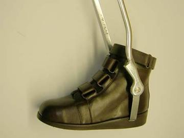 orthopedic foot brace